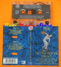 MC ROSARIO FIORELLO Nuovamente falso italy FRI MC 16007 cd lp dvd vhs