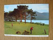 1900's-50's GOLF foto cartolina: Scozia e Irlanda-IRLANDA, Golf in IREL