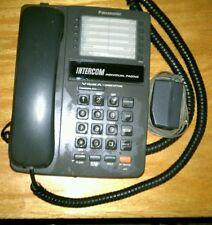 Panasonic Corded Telephone Kx-T2165 Intercom System Used