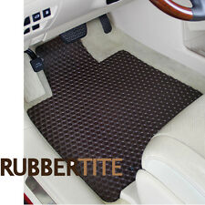 Lloyd Mats RUBBERTITE 4PC FLOOR MAT SET 1970-1972 Z28 *CHOOSE FROM 13 COLORS*