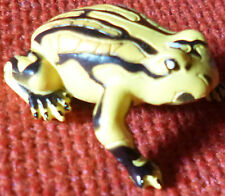 AUSTRALIAN ANIMAL CORROBOREE FROG FUNDRAISER GIFT Small Replica - Size 40mm