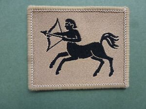 7 Air Defence Battery cloth patch