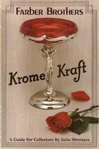 Farber Brothers Krome-Kraft Book Cocktail Shaker