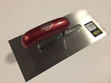 10 x Extrem Smoothing Trowel 280 mm Tiles Cleaning Towing Levelling