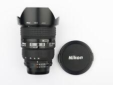 Nikon AF Zoom-Nikkor 20-35 mm f/2.8 D-CLEAN, Tubé et coffret