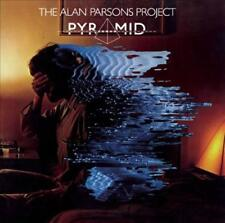 THE ALAN PARSONS PROJECT/ALAN PARSONS - PYRAMID USED - VERY GOOD CD