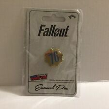 NEW Fallout 76 Enamel Pin New York Comic Con Exclusive