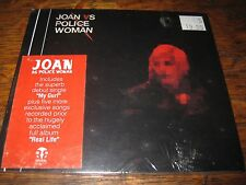 JOAN AS POLICE WOMAN ~ 'MY GURL'  RECORDED PRIOR TO 'REAL LIFE' NEW / SEALED