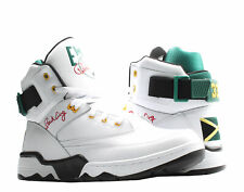 Ewing Athletics 33 Hi Jamaica White/Green Men's Basketball Shoes 1EW90014-112