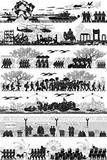 """The Odyssey 24"""" x 36"""" Poster by Ai Weiwei for The Public Art Fund"""