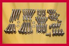 YAMAHA VIRAGO XV 1000/tr1 super in acciaio inox set di viti VITI MOTORE xv1000