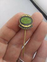 Vintage 60's DUO GEORGE Cigars Stick Pin pinback button European Advertising *KK