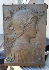 An Antique Bronze Plaque