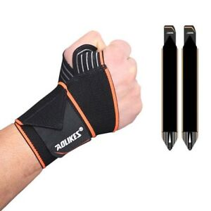Weightlifting Support Strap Wraps Training Hand Bands Wrist Wraps Bandages