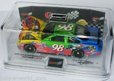 #98 FORD NASCAR 1999 * WOODY WOODPECKER * Rick Mast - 1:64 Team Caliber