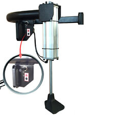 New Tyre Tire Wheel Changer Balancer Machine Grilled Left Auxiliary Mounting Arm