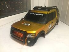 Land Rover Discovery 3 1/10 scale hard RC crawler body Axial Traxxas scx10 cc-01