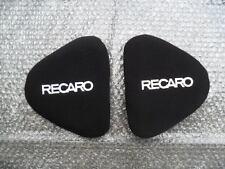 Recaro shoulder pads for Recaro bucketseat.