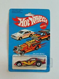 Vintage Hot Wheels Firebird Funny Car 1982 NEW in Package no. 3250 Pop Up Body