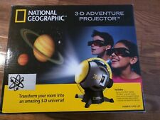 New In Box Nib National Geographic 3D Adventure Projector Universe Space Science