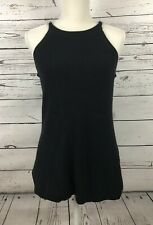 Michael Kors- Women's Small Black Chained Sleeveless Top- Formal