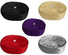 Polyester Round Modern Decorative Cushions