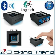 Bluetooth Audio Adapter Logitech Wireless Speaker Receiver RCA HiFi Smart Phone