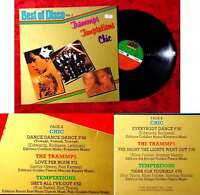 LP Trammps / Temptations / Chic: Best of Disco Vol. 2 (Atlantic 50 449) D 1978
