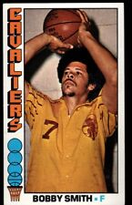 BOBBY SMITH CLEVELAND CAVALIERS #114 SP 76-77 1976-77 TOPPS BASKETBALL SET BREAK