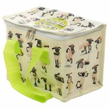 SHAUN THE SHEEP CHILDREN'S THERMAL INSULATED COOL LUNCH BAG SCHOOL SANDWICH BOX