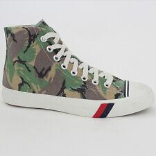Pro Keds Culto Zapatillas Royal Hi British Camuflaje Beige Lona PK54982 Zapatos