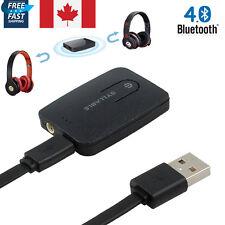 Wireless 3.5mm HiFi Audio Stereo Bluetooth Adapter Transmitter Dongle Music iPod