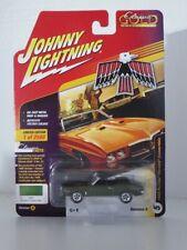 Johnny Lightning 1:64 Pontiac Firebird Convertible 1969 JLCG016A Brand new