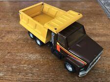 Vintage 1978 ERTL Dump Truck Model 3605-Excellent Condition-All Original Paint