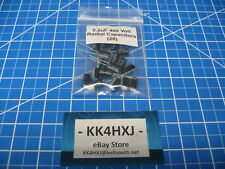 Radial Electrolytic Capacitors - 400V 2.2uF - Imported - 10 Pieces*
