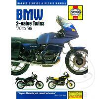 BMW R 80 RT/2 Monolever 1988 Haynes Service Repair Manual 0249