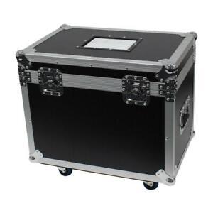 eLumen8 Medium Road Case with Wheels Trunk Flightcase