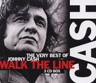Johnny Cash Walk the line-The very best of (2006, SonyBMG) [3 CD]