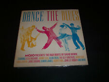 MOJO DANCE THE BLUES Promo CD (The R&B Roots of David Bowie). New/sealed