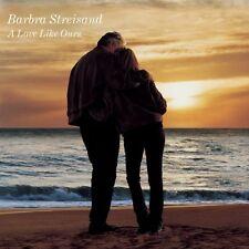 + cd audio  NUOVO  INCELOFANATO  BARBRA STREISAND A LOVE LIKE OURS