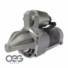 New Starter For Kioti Compact Tractor W/ Daedong Diesel MG117559 E5500-6301