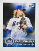 2017 Topps Bunt #155 Noah Syndergaard - NM-MT