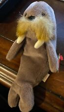 Ty Beanie Babies Rare Jolly the Walrus excellent condition!