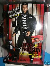 "Barbie  Elvis Presley  ""jailhouse rock""    2009 mattel collector"