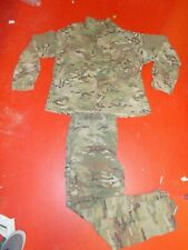 US ARMY MULTICAM UNIFORM LARGE REGULAR SET