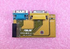 GENUINE ASUS  CGAEX REV 1.02 EXPANSION DAUGHTER BOARD COM1 + GAME
