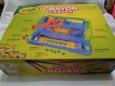 Kids crafts crayola crayon carver new