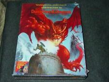 TSR Introduction to Advanced Dungeons & Dragons (SEALED) Role Playing Game 1995