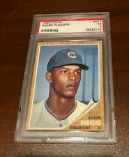 1962 Topps #477 Andre Rodgers Chicago Cubs PSA 5