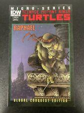 Teenage Mutant Ninja Turtles Micro-Series #1 Raphael Global Conquest Edition